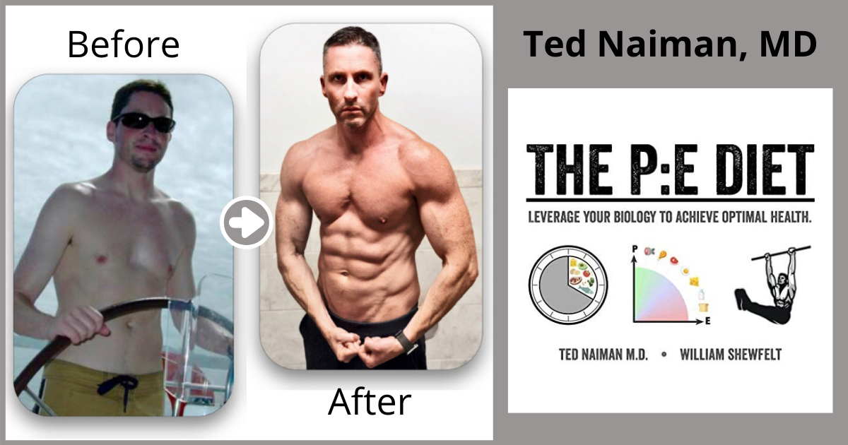 The P:E Diet Book